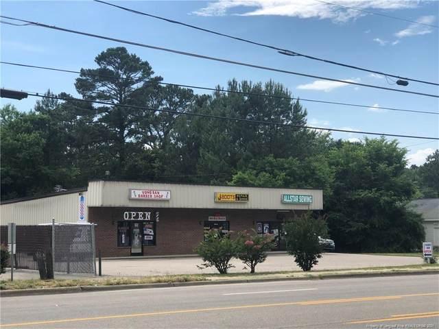 5941 Yadkin Road, Fayetteville, NC 28303 (#658569) :: The Blackwell Group
