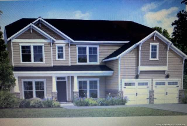 1568 Calloway Road, Raeford, NC 28376 (MLS #658587) :: Freedom & Family Realty