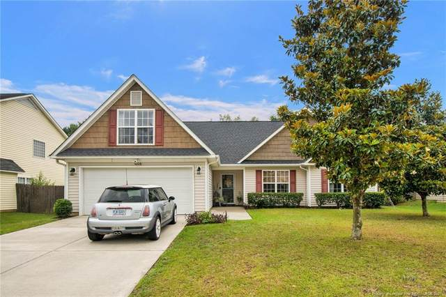 1006 Screech Owl Drive, Hope Mills, NC 28348 (MLS #658594) :: On Point Realty