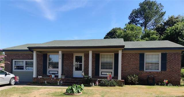 4418 Chesterbrook Drive, Fayetteville, NC 28314 (MLS #658596) :: The Signature Group Realty Team