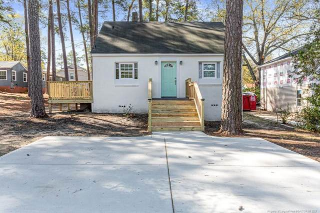 1803 Bragg Boulevard, Fayetteville, NC 28303 (MLS #658631) :: EXIT Realty Preferred