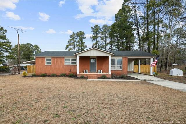 8648 King Road, Fayetteville, NC 28306 (MLS #658694) :: Freedom & Family Realty