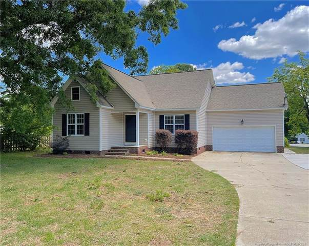 1309 S 11th Street, Lillington, NC 27546 (MLS #658769) :: The Signature Group Realty Team