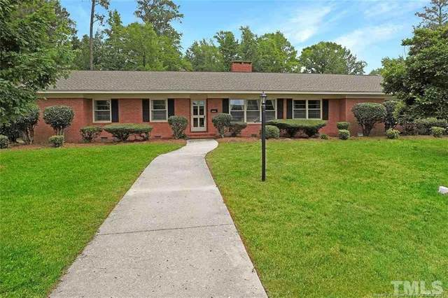 1000 W Pope Street, Dunn, NC 28334 (MLS #658773) :: The Signature Group Realty Team