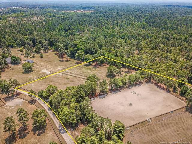 383 Furr Road, Vass, NC 28394 (MLS #658775) :: The Signature Group Realty Team