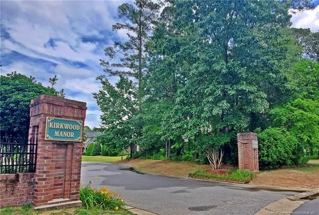 121 Kirkwood Drive, Fayetteville, NC 28303 (MLS #658819) :: Towering Pines Real Estate