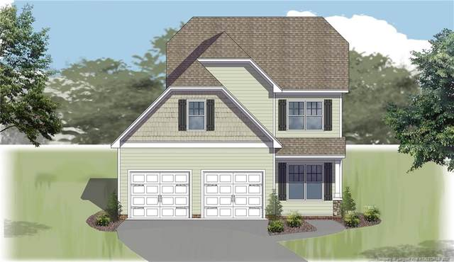 112 Spruce Hollow Circle, Spring Lake, NC 28390 (MLS #658838) :: The Signature Group Realty Team