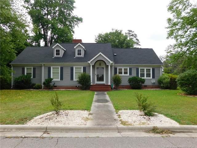 402 W 24th Street, Lumberton, NC 28358 (MLS #658841) :: EXIT Realty Preferred