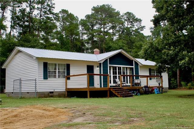 5841 Crestline Road, Laurinburg, NC 28352 (MLS #658876) :: The Signature Group Realty Team