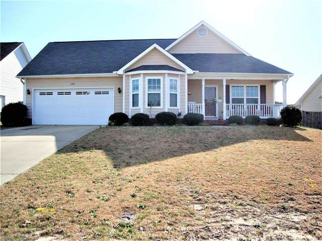 1313 Snowy Egret Drive, Fayetteville, NC 28306 (MLS #658891) :: EXIT Realty Preferred