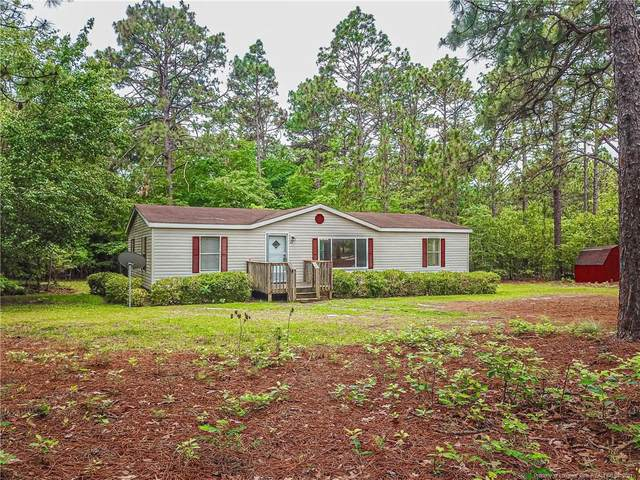 117 Coachmans Way, Whispering Pines, NC 28327 (MLS #658902) :: Freedom & Family Realty
