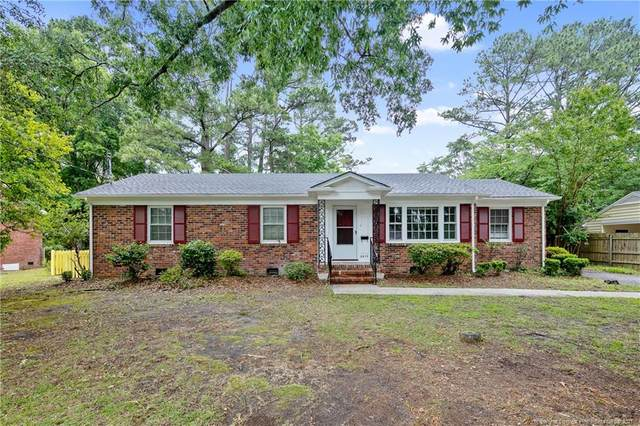 2610 Mirror Lake Drive, Fayetteville, NC 28303 (MLS #658905) :: Freedom & Family Realty