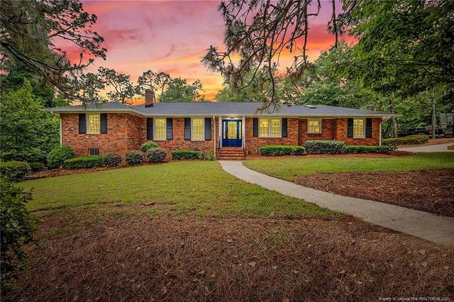 300 Woodcrest Road, Fayetteville, NC 28305 (MLS #658909) :: EXIT Realty Preferred