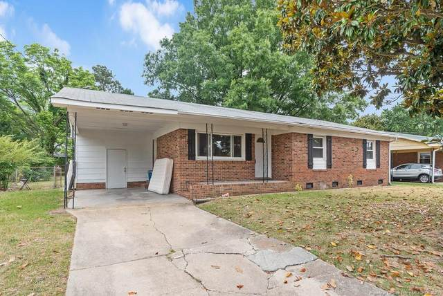 315 Cartwright Drive, Fayetteville, NC 28303 (MLS #658936) :: Towering Pines Real Estate