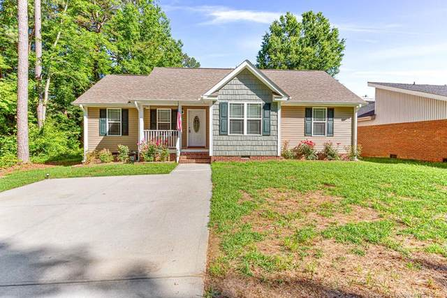 428 Harbor Trace, Sanford, NC 27332 (MLS #658977) :: Moving Forward Real Estate