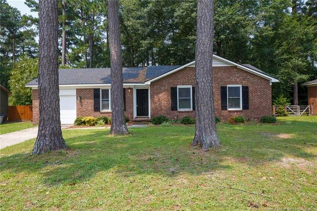 6720 Sandfield Court, Fayetteville, NC 28304 (MLS #658982) :: Freedom & Family Realty