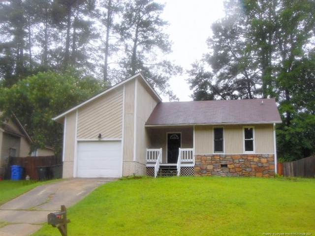 430 Wilder Drive, Fayetteville, NC 28314 (MLS #658985) :: EXIT Realty Preferred