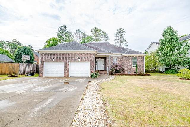 6495 Chamblee Drive, Fayetteville, NC 28306 (MLS #658994) :: EXIT Realty Preferred