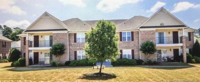 1731 Renwick Drive #101, Fayetteville, NC 28304 (MLS #659049) :: EXIT Realty Preferred