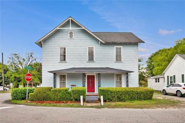 3903 Ellison Street, Hope Mills, NC 28348 (MLS #659128) :: Moving Forward Real Estate