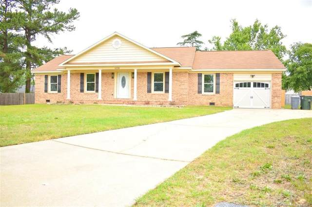 6208 Lakebluff Place, Fayetteville, NC 28304 (MLS #659129) :: EXIT Realty Preferred