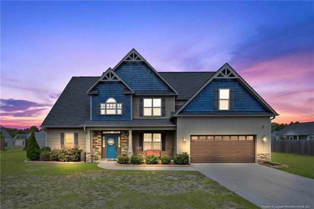 293 Boulder Drive, Sanford, NC 27332 (MLS #659152) :: Freedom & Family Realty