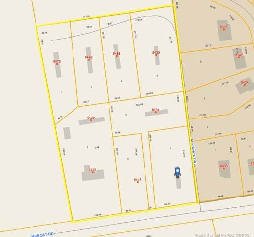 Lots 1-8 Muscat Rd - Advance Drive, Hope Mills, NC 28348 (MLS #659161) :: Moving Forward Real Estate