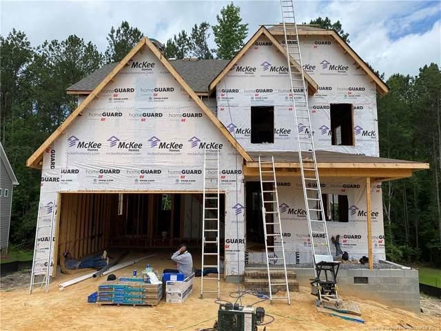 138 School Side Drive, Spring Lake, NC 28390 (MLS #659167) :: EXIT Realty Preferred