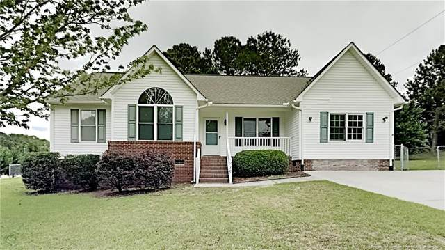 210 Oakwater Drive, Cameron, NC 28326 (MLS #659186) :: On Point Realty