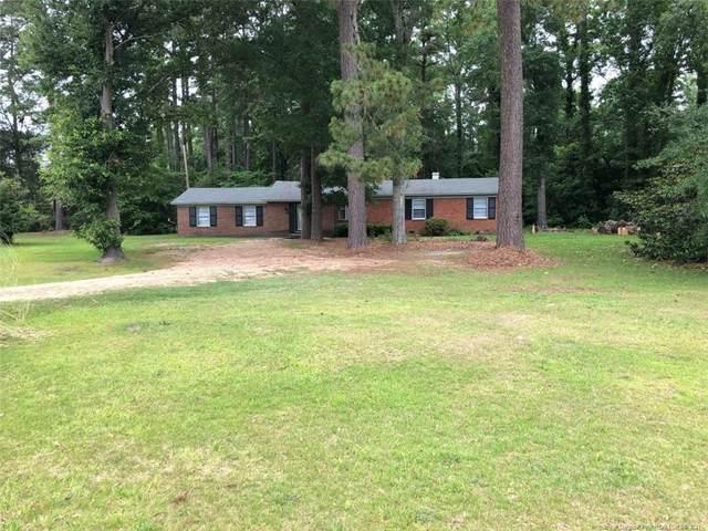 641 Hood Road, Lumberton, NC 28358 (MLS #659197) :: EXIT Realty Preferred