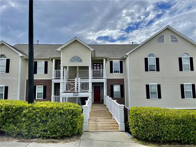 332 Bubble Creek Court #5, Fayetteville, NC 28311 (MLS #659210) :: On Point Realty