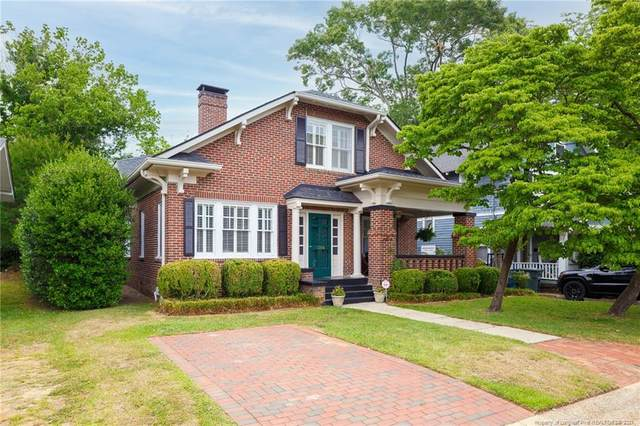 1306 Goodview Avenue, Fayetteville, NC 28305 (MLS #659230) :: Moving Forward Real Estate