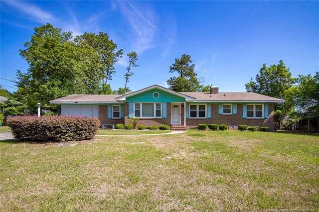 611 Galloway Drive, Fayetteville, NC 28303 (MLS #659251) :: EXIT Realty Preferred