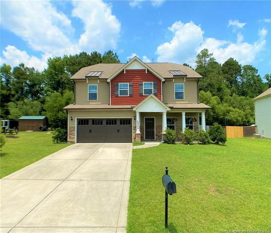 1311 Vandenberg Drive, Fayetteville, NC 28312 (MLS #659266) :: The Signature Group Realty Team