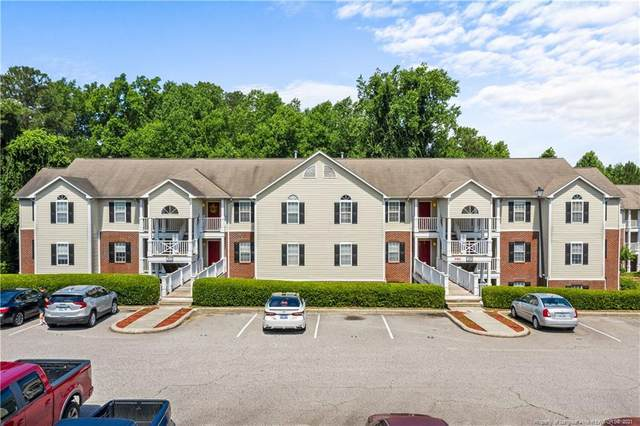 360 Bubble Creek Court #8, Fayetteville, NC 28311 (MLS #659267) :: On Point Realty