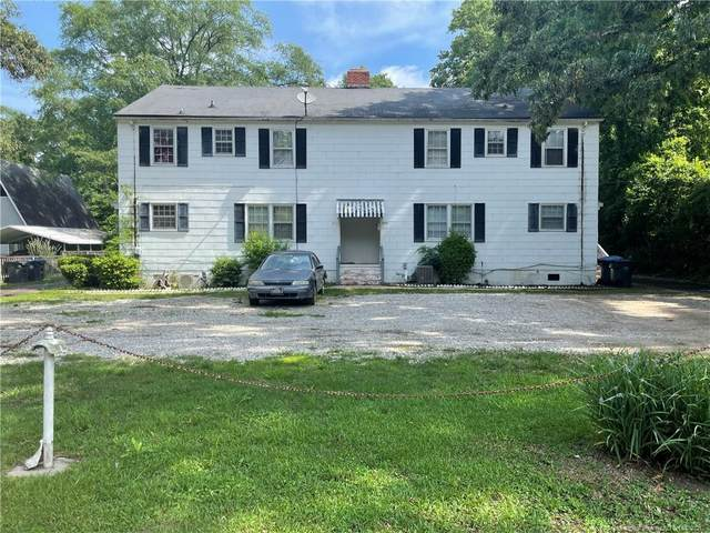 402 W Fifth Avenue 402, 404, 406, , Raeford, NC 28376 (MLS #659291) :: The Signature Group Realty Team