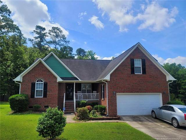 2529 Canford Lane, Fayetteville, NC 28304 (MLS #659306) :: The Signature Group Realty Team
