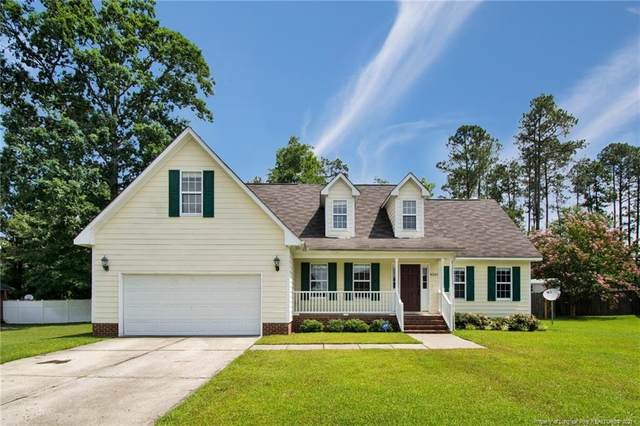 8246 Umstead Road, Fayetteville, NC 28304 (MLS #659313) :: Freedom & Family Realty