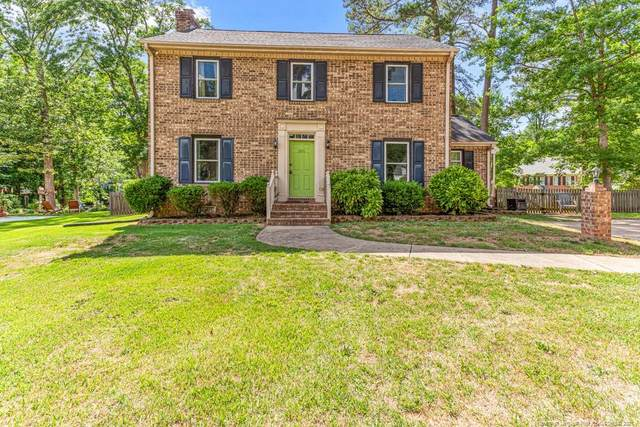521 Olde Towne Drive, Sanford, NC 27330 (MLS #659324) :: The Signature Group Realty Team