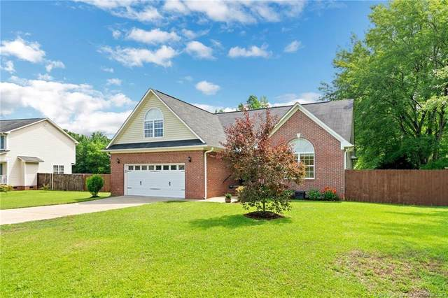 365 Chestnut Drive, Raeford, NC 28376 (MLS #659328) :: On Point Realty