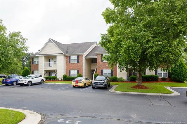 3140 Wisteria Lane #201, Fayetteville, NC 28314 (MLS #659339) :: On Point Realty