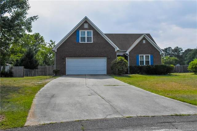 103 David Court, Raeford, NC 28376 (MLS #659356) :: The Signature Group Realty Team
