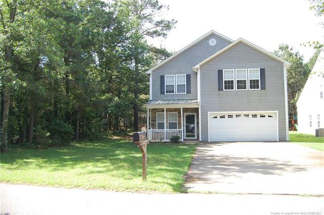 724 Tanager Drive, Vass, NC 28394 (MLS #659370) :: Freedom & Family Realty