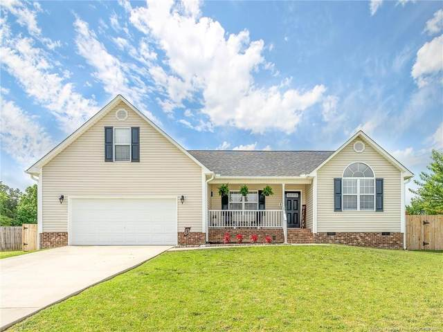 126 Stonewall Court, Spring Lake, NC 28390 (MLS #659375) :: On Point Realty