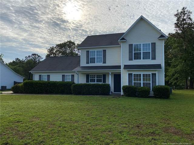 76 Valley Oak Drive, Bunnlevel, NC 28323 (MLS #659379) :: EXIT Realty Preferred