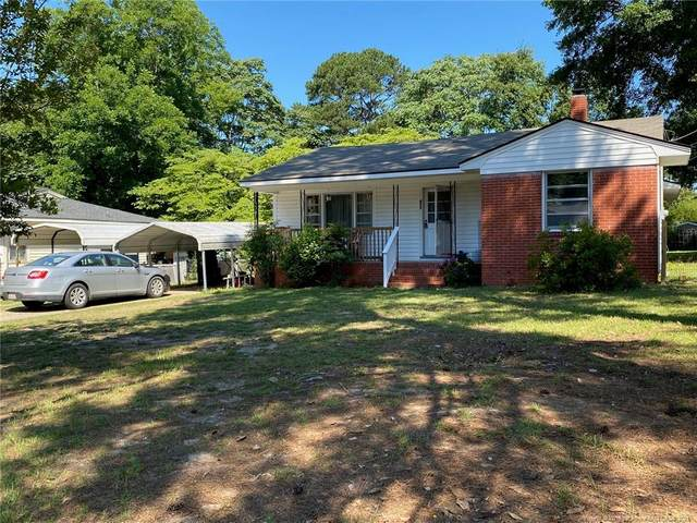 908 Hemlock Drive, Fayetteville, NC 28304 (MLS #659382) :: The Signature Group Realty Team