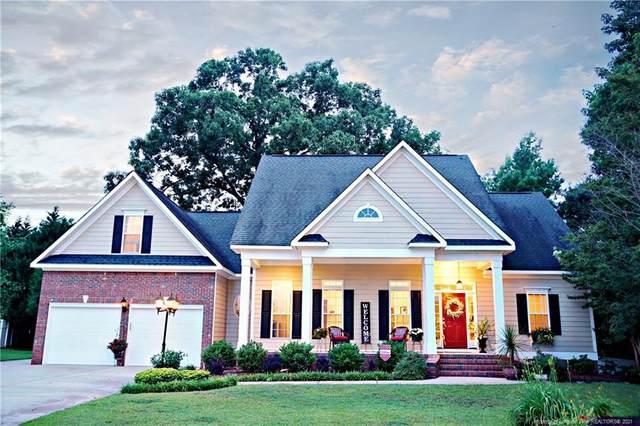1402 Three Chimneys Drive, Hope Mills, NC 28348 (MLS #659387) :: Freedom & Family Realty