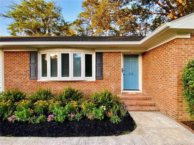 323 Whitney Drive, Fayetteville, NC 28314 (MLS #659388) :: Towering Pines Real Estate