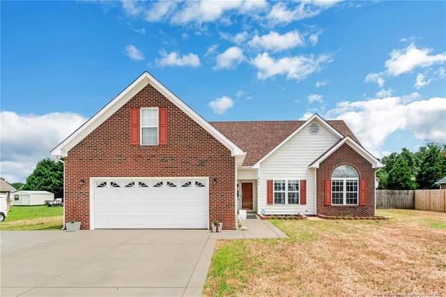 127 Quail Ridge Drive, Raeford, NC 28376 (MLS #659399) :: EXIT Realty Preferred
