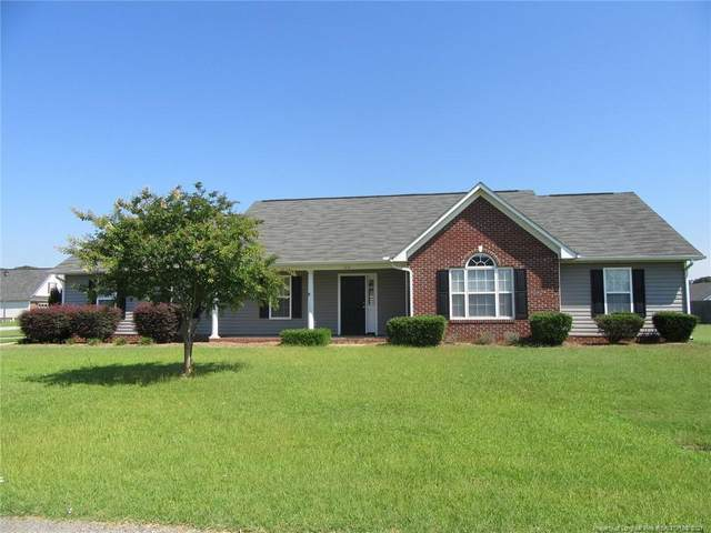 120 Sourwood Drive, Raeford, NC 28376 (MLS #659400) :: The Signature Group Realty Team